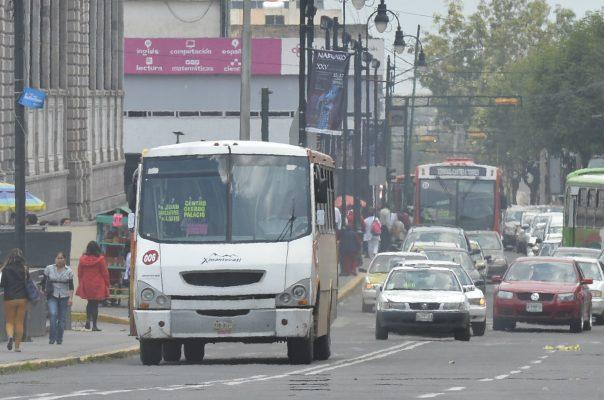 Inicia GEM revisión de concesiones del transporte público