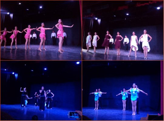 """""""Imperio universitario"""" ofrece muestra de danza contemporánea"""