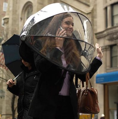 Inventos para la temporada de lluvias