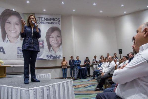 Advierte Josefina Vázquez Mota que la elección puede acabar en la nulidad