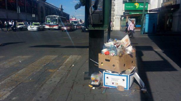 Empezará Toluca a aplicar multas a quien tire basura en las calles