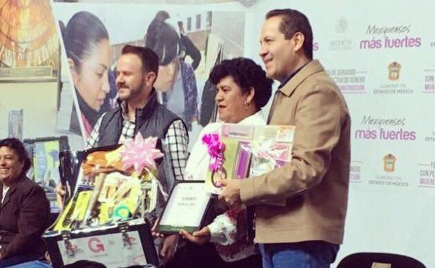 GEM entregó kit de herramientas para la construcción a mil mujeres