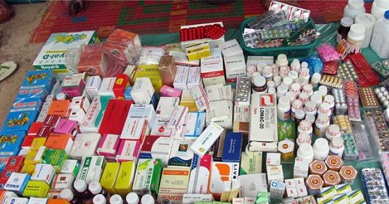 Sin freno la venta de medicinas en tianguis del Valle de Toluca