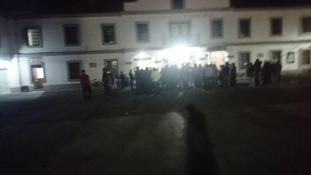 Cierran palacio municipal de Santa Cruz Atizapán
