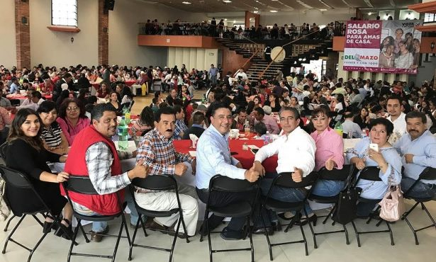 Agradece Cruz Roa Confianza del sur mexiquense en Alfredo del Mazo