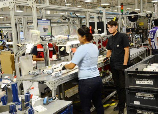 Limitado sector empresarial para generar empleos de calidad