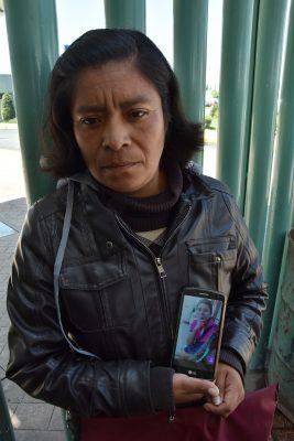 Vive infierno José David, víctima sobreviviente de la jauría de perros en Otzacatipan
