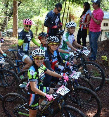 Valle de Bravo albergó Serial de Ciciclismo MTB