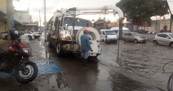 Regresan a la normalidad municipios del Valle de Toluca tras las fuertes lluvias