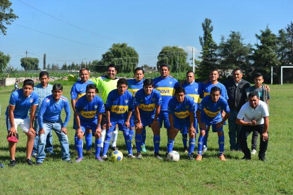San Lorenzo abrió con triunfo en Liga de Xonacatlán