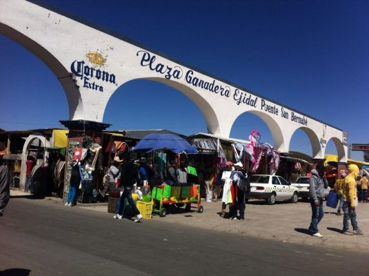 Vigila Propaem al mercado de San Bernabé