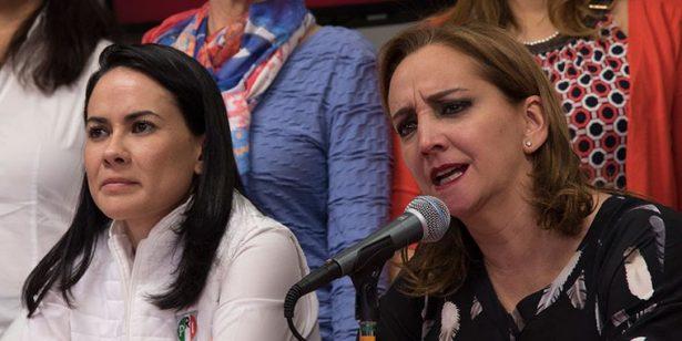 Comparecerán Alejandra del Moral y Claudia Ruiz Massieu ante el IEEM
