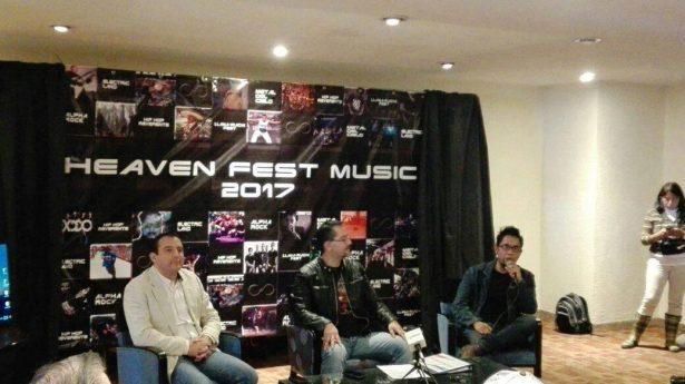 Listo el Heaven Fest Music 2017