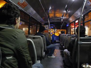 Sin control ni normativa horarios para líneas del transporte