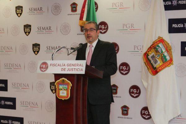 Desmantela Fiscalía mexiquense a dos bandas delictivas