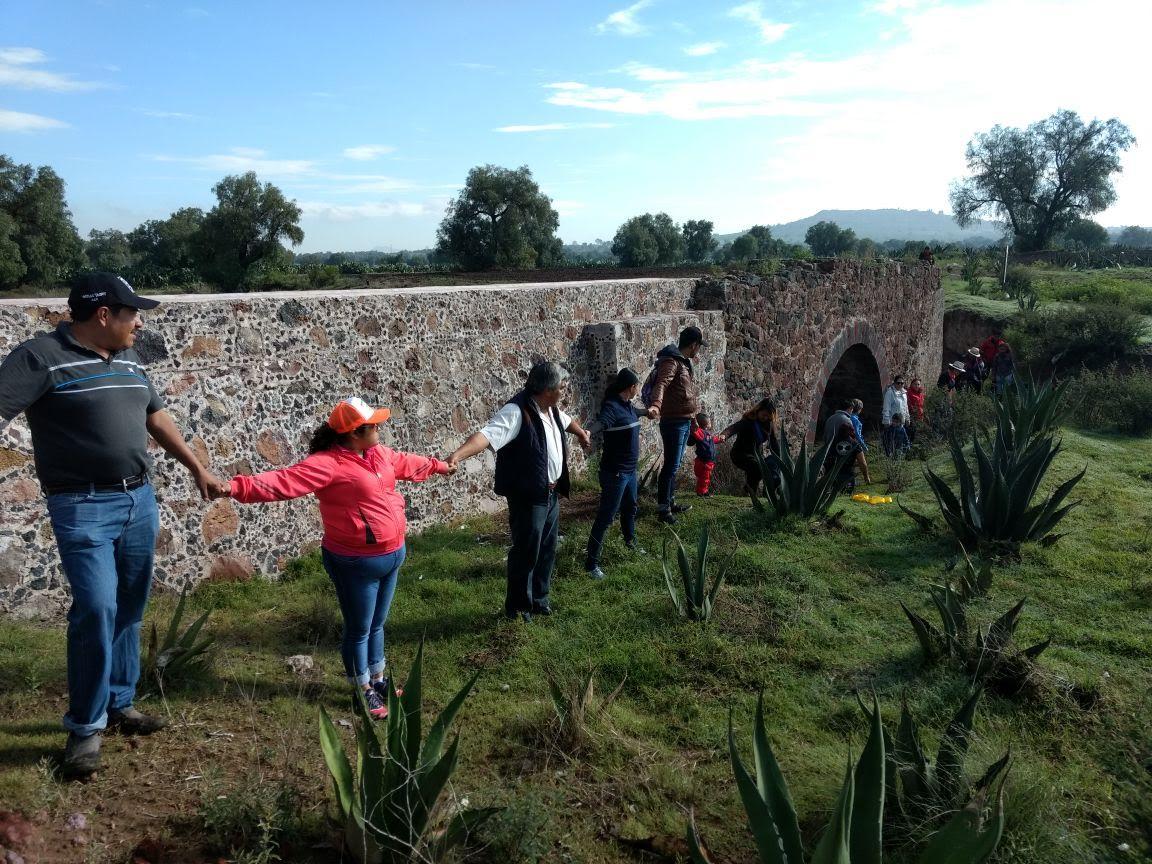 Celebran declaración del Acueducto del Padre Tembleque como ... - El Sol de Toluca (Comunicado de prensa)