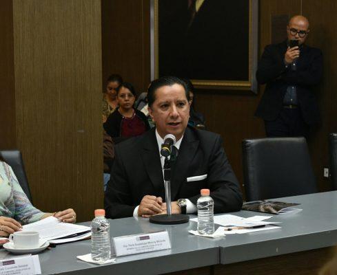 Rechaza Jorge Olvera supuesta estafa durante su gestión como rector de la UAEM