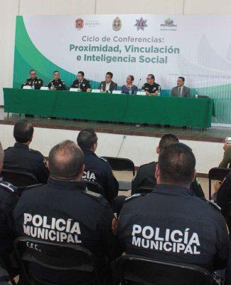 Tendrá Metepec Policía de Proximidad con 80 elementos ya capacitados