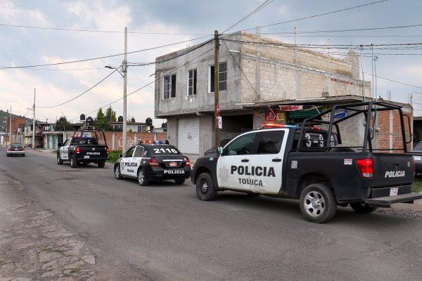 Inseguridad en Toluca suma por día 52 denuncias ante el MP