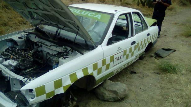 Desechan Tsuru para uso de taxis; el auto más asaltado e inseguro