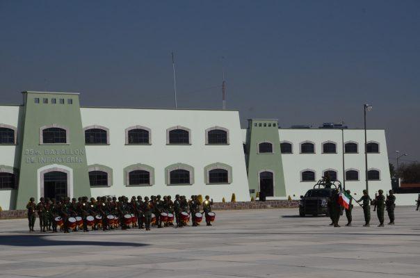Invita Ejército Mexicano a paseo dominical en la 22 Zona Militar