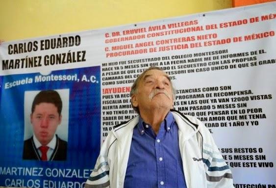 Detienen al último homicida de Carlos Eduardo, el niño Montessori