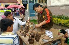 #ElSolEnGráficas    La magia de artesanos mexiquenses