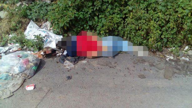 #Galería    Encuentran cadáver de una joven mujer en Los Reyes