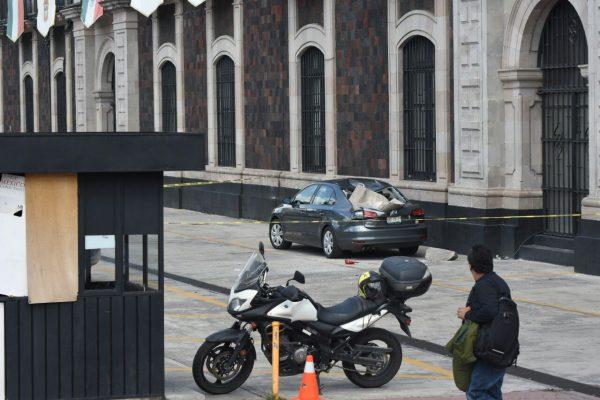 Realiza PC y Bomberos de Toluca inspección en inmuebles de la ciudad