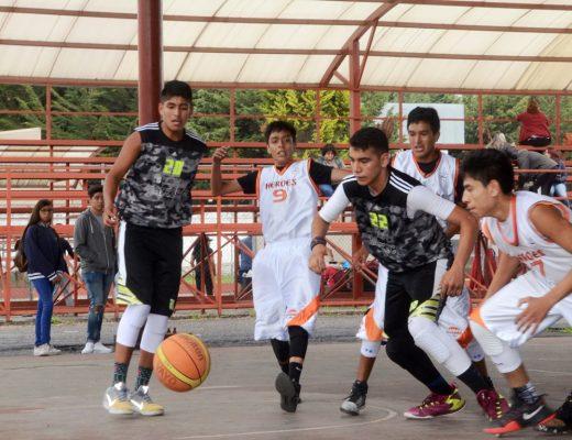 Metepec albergará final estatal de basquetbol