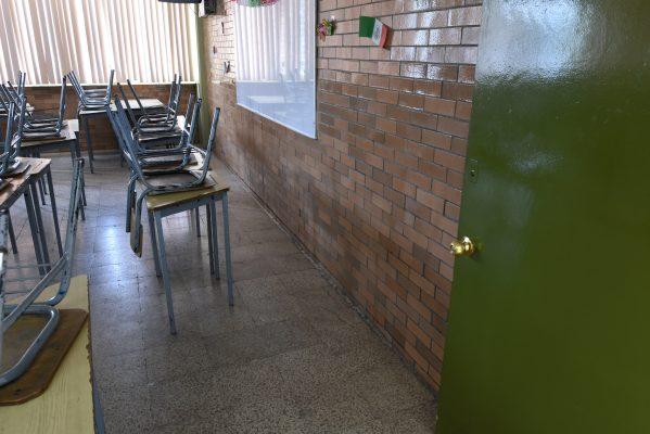 Incertidumbre por escuelas dañadas