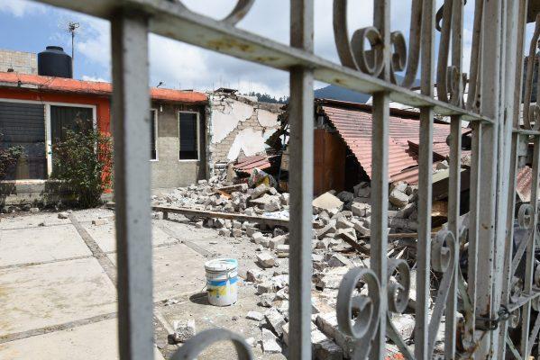#Video || Santa Martha, uno de los pueblos hundidos en el desastre por el sismo