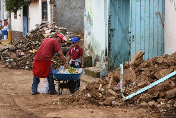[Galería] Tecomatlán, devastado tras el sismo