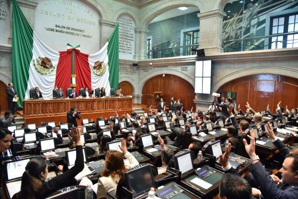 Pide Legislatura a los municipios bajar deudas