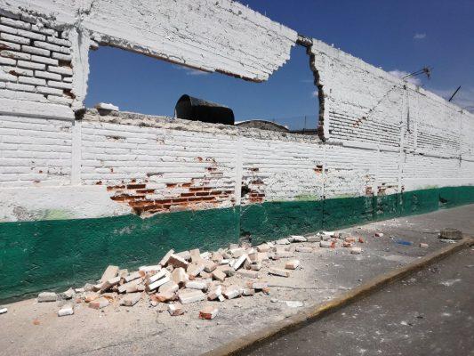 Alistan regreso a clases en Ecatepec tras sismo
