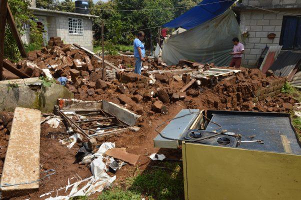 Destinarán más de 30 mdp para empleo temporal en municipios afectados por sismo