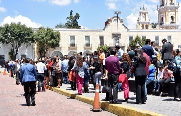 Exigen ciudadanos alerta sísmica en Edomex
