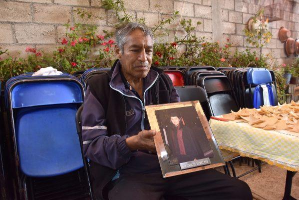 Lupita iba a ser madre por segunda vez; murió durante el sismo en Santiago Tianguistenco