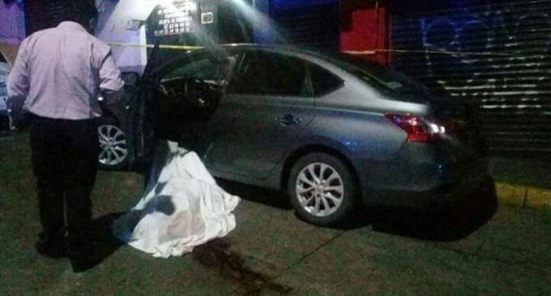 Asesinan a policía de Monterrey en Naucalpan