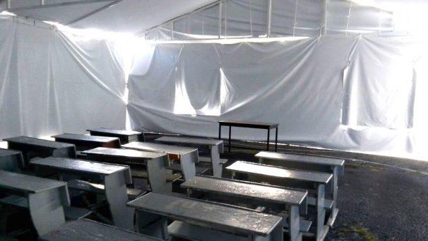 Destinan 10 millones de pesos para escuelas dañadas por sismo en Ecatepec
