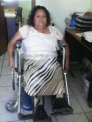 Mujer clama ayuda en Malinalco