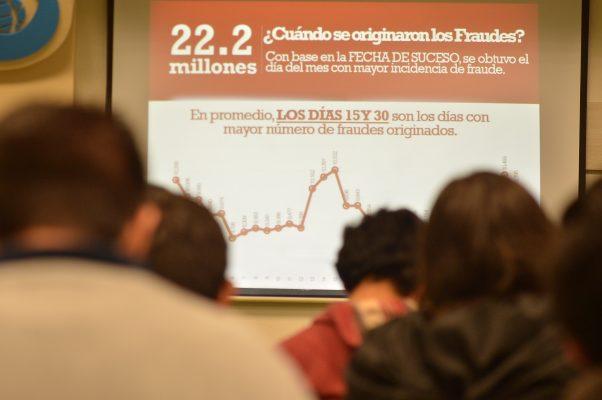 Repunta fraude cibernético en México