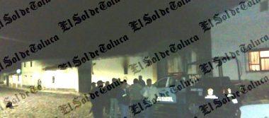 Se incendia vivienda en Temascaltepec; una mujer murió calcinada