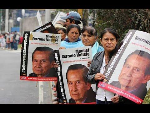 Exigirá Antorcha esclarecimiento de la desaparición de Manuel Serrano