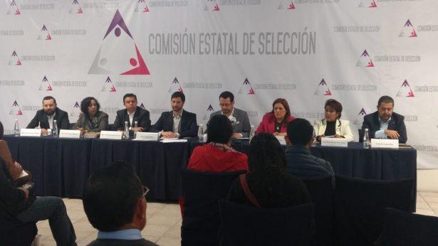 Hay 52 aspirantes a integrar el Comité Ciudadano del Sistema Anticorrupción