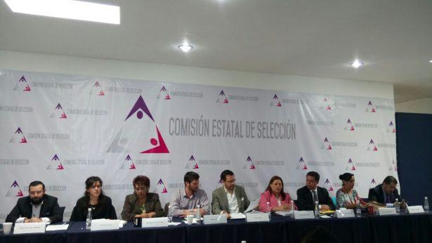 Concluyen entrevistas a aspirantes del Comité Ciudadano del Sistema Anticorrupción