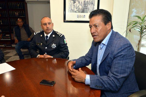 Encamina Zinacantepec estrategia de seguridad en transformar percepción ciudadana