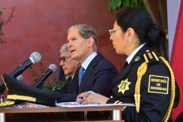 Presenta Del Mazo decálogo de acciones de seguridad para el Edomex