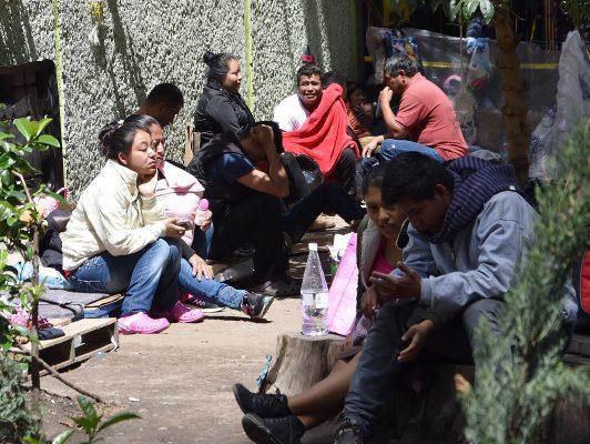 Regresan a Guerrero y Morelos pacientes del Hospital del Niño lesionados por el sismo