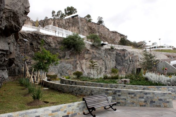 Reforzarán vigilancia en Parque Libanés de Toluca